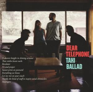 Dear Telephone - Taxi Ballad